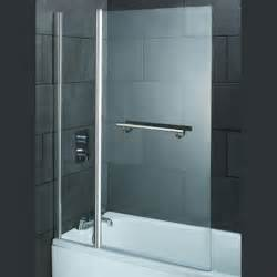 bath shower screens top hinged bath shower screen with towel rail