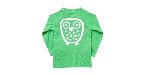 Owl Ls by New Ej Sikke Lej Gorgeous Green Basic Owl T Shirt Basic