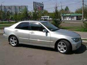 2004 toyota altezza photos 2 0 gasoline fr or rr