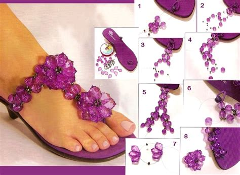 d i y projects craft ideas 10 diy flip flop projects how to embellish your sandals