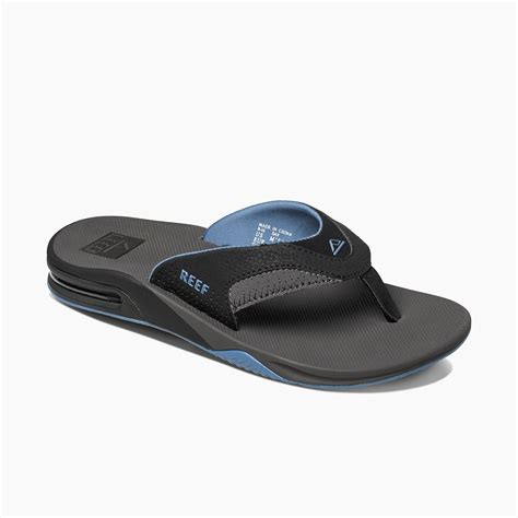 reef sandals with bottle opener reef sandal fanning flip flops mick cushioned