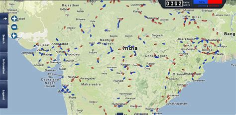 Find On By Name And Location Find The Current Location Of Indian Trains On A Map 2018 Results