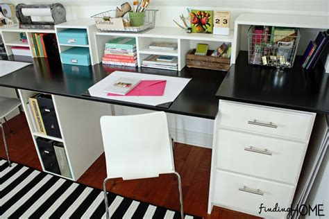 built in desk diy easy diy built in desk tutorial finding home farms