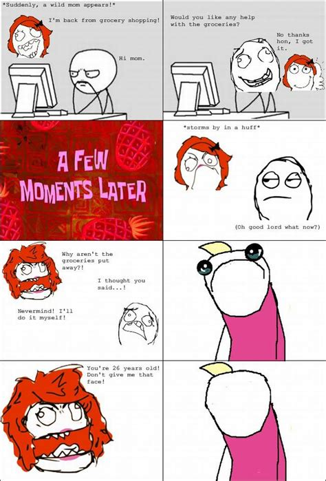 Rage Meme Comics - rage comics 59 pics