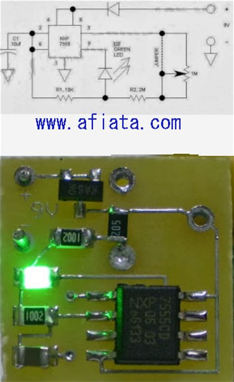 power led driver electronic circuit diagram  layout