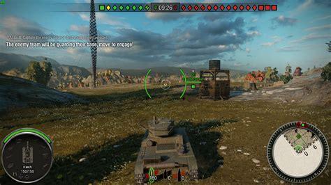 one versions world of tanks ps4 vs xbox one vs pc screenshot comparison