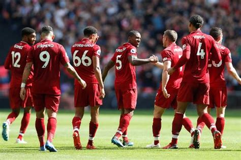liverpool fc news fixtures results  premier