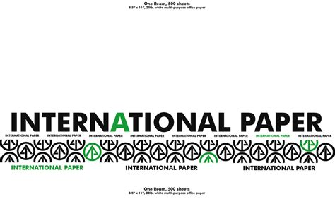 history of all logos all international paper logos
