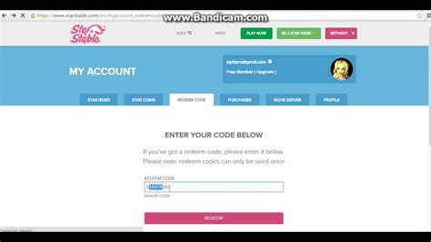star stable redeem codes for sc and clothes youtube redeem codes star stable 2017