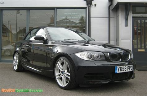 bmw 135i price south africa 2008 bmw 135i 1 series m sport used car for sale in south