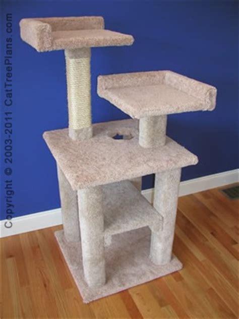 Cat Tree Big 10 Istana Kucing Cat Castle diy cat scratcher plans diydry co
