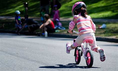 learn how to ride a bike kpc
