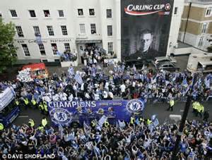 chelsea parade chelsea fans demand double victory parade pledge as world