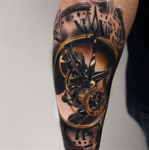 tattoo pictures for sale 200 popular pocket watch tattoo designs meanings mens