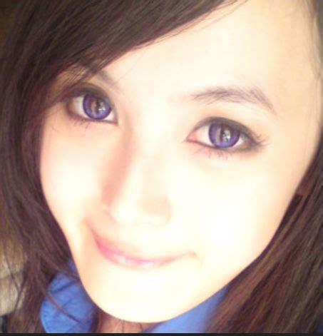 geo super size angel violet xcm 211 violet contact lens