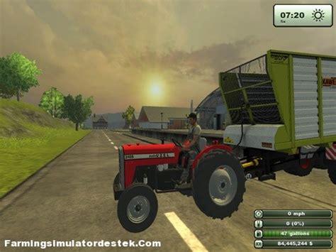 traktor oyunlari uzel turbo 240s trakt 246 r fsdestek farming simulator
