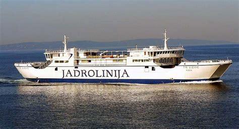 ferry to dubrovnik from hvar jadrolinija 2017 summer and winter hvar ferry and