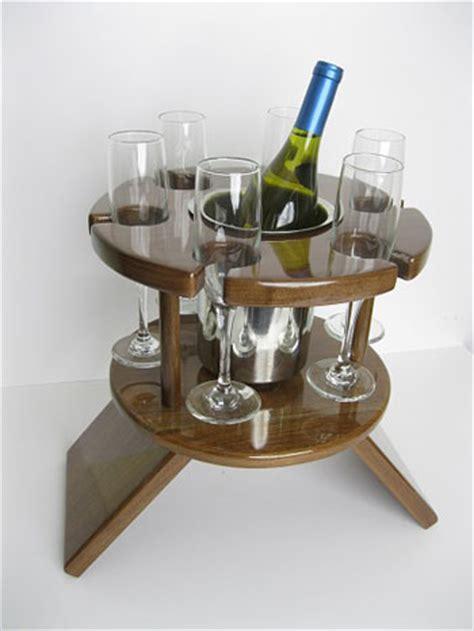 liquor table compact six glass liquor table limo consoles