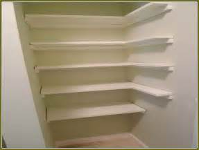Your home improvements refference corner closet shelves diy