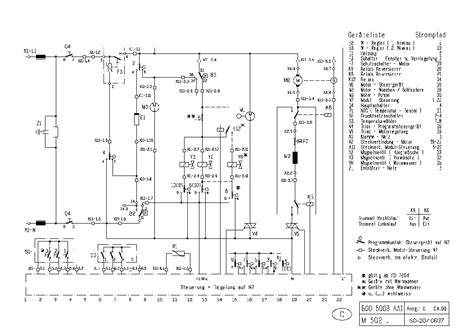 bosch emrwff 1400 sn 14fd sch service manual
