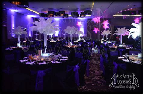 Alexandrea Occasions   wedding venue decoration and