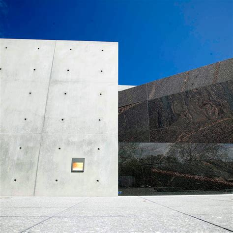 designboom tadao ando tadao ando expands the clark art institute with concrete