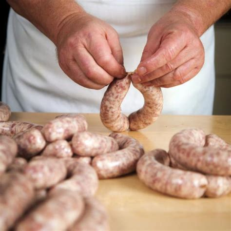 Handmade Sausage - sausages the culinary cook