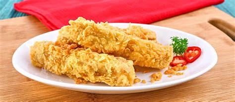 membuat makanan ringan dari tepung crispy tempe sticks resep dari dapur kobe