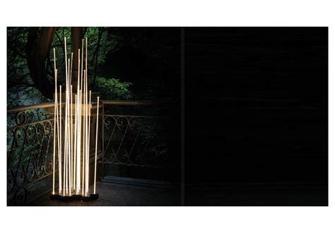 artemide outdoor lighting reeds outdoor floor l artemide milia shop