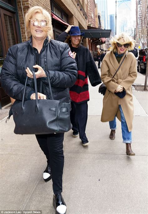 Designer News Guess Whos Blowing Into The Windy City Second City Style Fashion by Watts And Deborra Furness Suffer Hair Calamities
