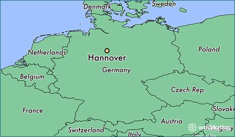 map of ulm germany where is hannover germany hannover lower saxony map