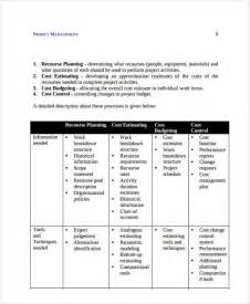 schedule of activities template 5 project activity schedule templates 5 free word pdf