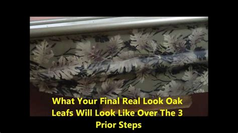 paint your boat paint your boat easy with blackjax camo stencils youtube