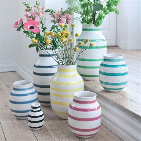 Omaggio Vase by Omaggio Vase Medium Lysebl 229 Ditte Reckweg And