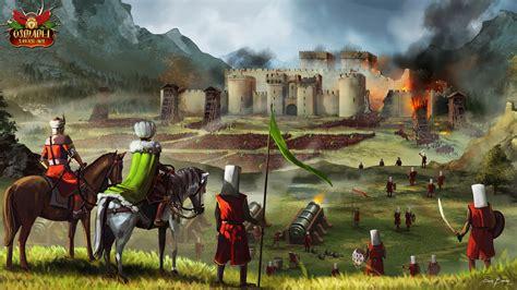 ottoman empire wars ottoman wars siege by bakarov on deviantart