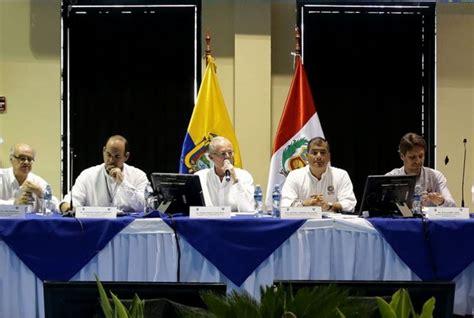 gabinete binacional inicia x gabinete binacional per 250 ecuador con presidentes