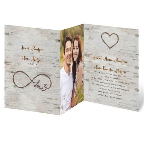 best 25 outdoor wedding invitations ideas on wedding in the woods woodsy wedding