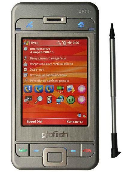 E Tens Glofiish X500 The Worlds Thinnest Pocket Pc by Glofiish X500