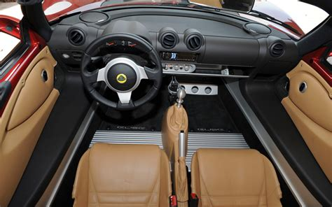 Lotus Elise S2 Interior by Drive 2008 Lotus Elise Supercharged Photo Gallery
