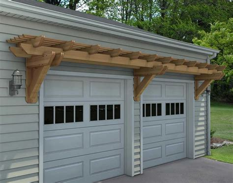 pergola design ideas garage pergola kits rough cut cedar