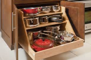 kitchen cabinet storage ideas for pots and pans cabinets matttroy