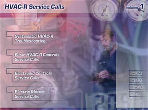 hvac skills hvac r service calls 1