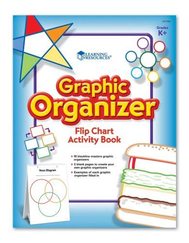 Desk Flip Chart Organizer Graphic Organizer Flip Chart 0858160441900 Buy New And Used Office Products Books And More