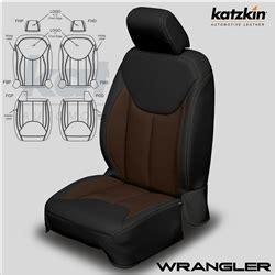 jeep wrangler 4 door katzkin leather seats, 2013, 2014