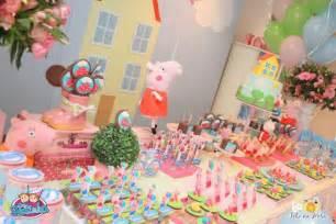 Peppa pig themed birthday party via kara s party ideas karaspartyideas