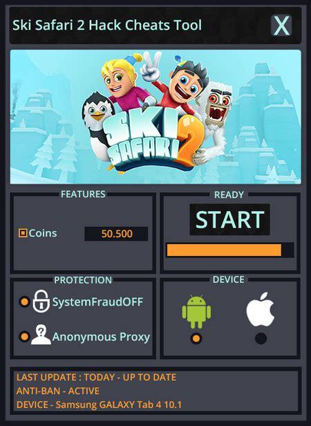 download game android ski safari mod ski safari 2 hack tool download hack tool ski safari 2