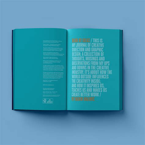 graphic design journal content book of ideas a graphic design journal by