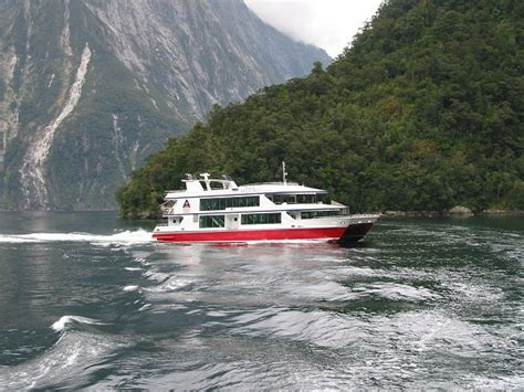 red boat milford sound dinghy plans new zealand sail