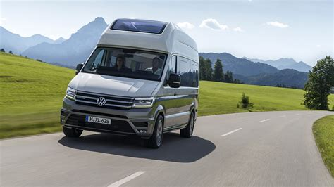 Vans Calivornia vw california cer concept would be a