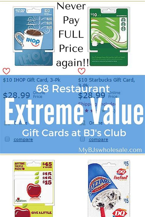 Get Gift Cards For Less - 25 best ideas about restaurant gift cards on pinterest auction ideas fundraiser
